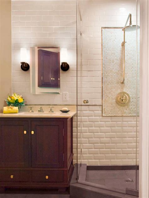 Shower Designs For Small Bathrooms Bathroom Shower Designs Hgtv