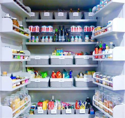 gwyneth paltrow pantry here s how to get a perfectly organised pantry like