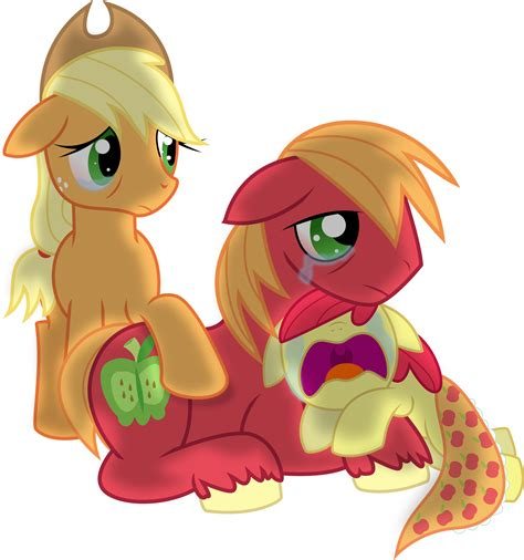 apple family falling far from the apple family tree my little pony