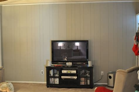 how to paint over wood paneling what to do with wood paneling homelement home