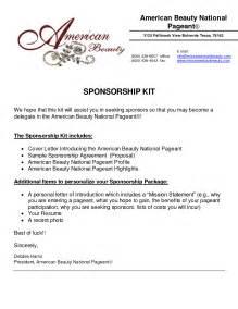 6 sponsorship proposal templates excel pdf formats