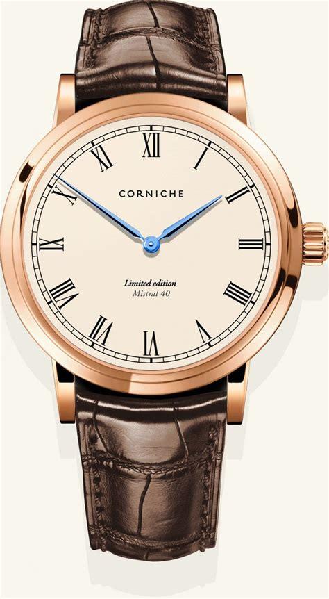 corniche klockor the mistral 40 corniche watches my style