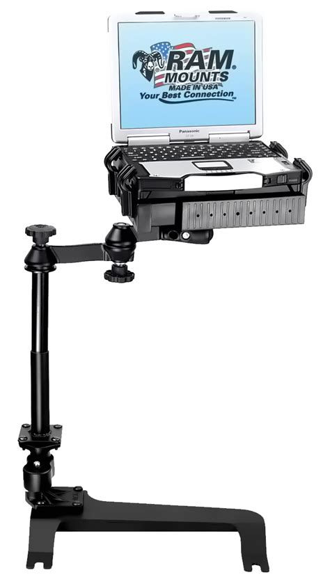 Vehicle Laptop Desks From Ram Mount Laptop Mounts For Desk