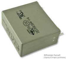 polypropylene capacitor farnell r46kr422000m2k kemet capacitor 2 2 181 f x2 r46 series 275 v pp polypropylene