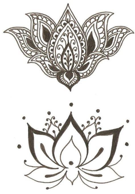 lotus tattoo zeichnung 17 ideen zu lotusbl 252 te zeichnungen auf pinterest