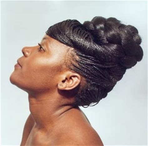 micro braid pin up styles micro braids google search hairstyles on your wedding