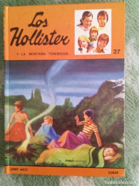 los hollister en el 8427208588 los hollister y la monta 241 a tenebrosa comprar libros de novela infantil y juvenil en