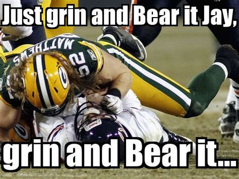 Bears Cowboys Meme - green bay packers and bears memes
