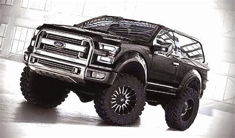 the new bronco 2017 2017 ford raptor bronco new cars review