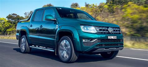 New Volkswagen Amarok 2019 by 2019 Volkswagen Amarok Ultimate 580 Review