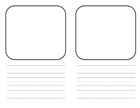 free writing paper for 1st grade writing template for