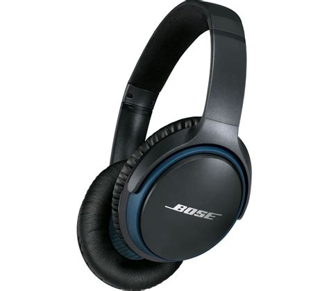 Headset Bose bose soundlink ii wireless bluetooth headphones black deals pc world