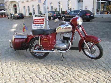 Jawa Motorrad Forum by Motorrad Jawa 125 Mit H 228 Nger Pv 40 Aus Dem Nordwestkreis