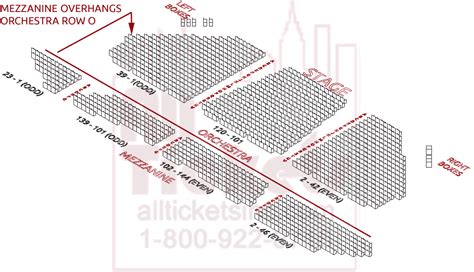 winter garden theater nyc seating chart the winter garden theatre all tickets inc