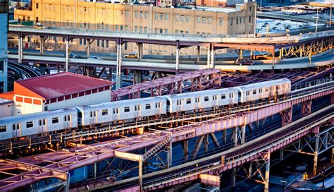 Nycs Subways Go by 15 Known Facts About New York City