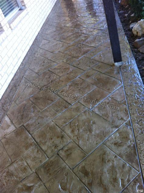Deco Flooring Bellville by Sted Concrete Patio Midlothian Tx 4 Esr Decorative