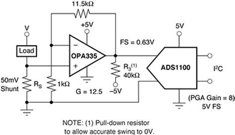 lm358 shunt resistor emc logs for 2011 02 01