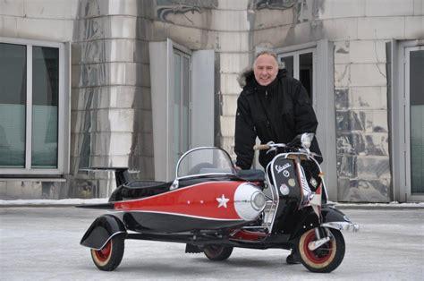 Motorrad Mit Beiwagen Mieten Hannover by Vespa T150 Gespann Modellnews