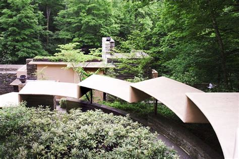 fallingwater house 15 modern forest homes that ll take you close to nature in pictures
