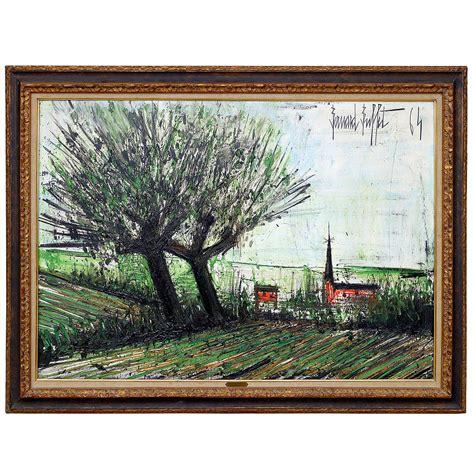 Quot Environ Des Ponts Neufs Quot Painting By Bernard Buffet For Bernard Buffet Paintings For Sale