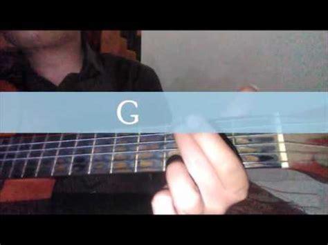 tutorial kunci gitar perahu kertas tutorial kunci gitar lagu rohani quot ku tetap cinta quot youtube