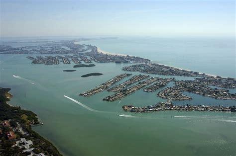 boat slip treasure island treasure island harbor in treasure island fl united