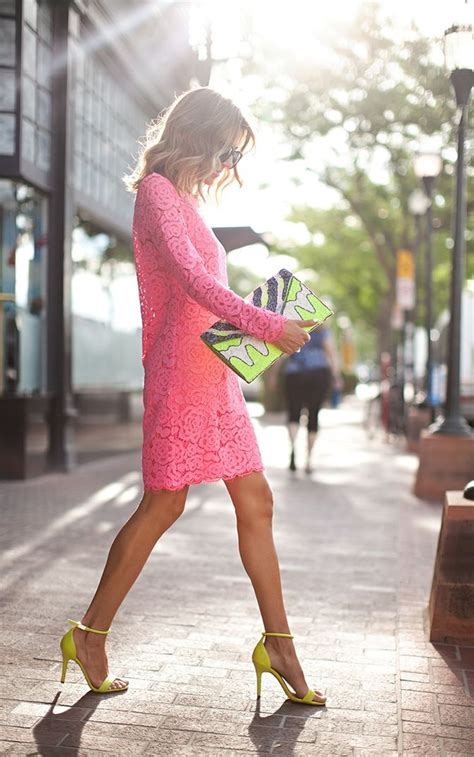 what to wear with pink dresses 2018 fashiontasty