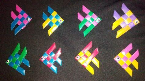 cara membuat gantungan kunci dari karet warna warni terbaru 25 kerajinan tangan dari sedotan yang mudah