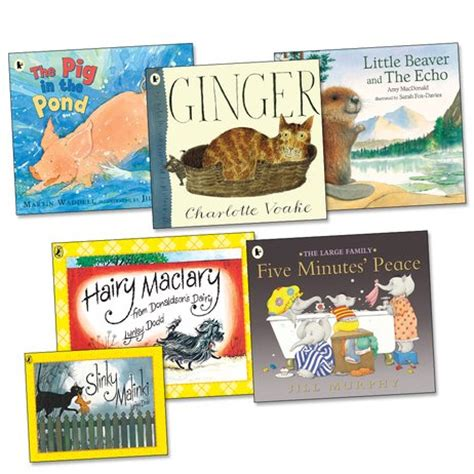 scholastic picture books classic picture books pack scholastic club