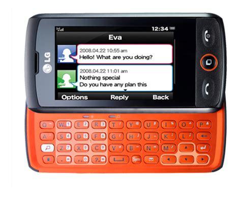 slide mobili slide phones mobile phone gw525 lg electronics australia
