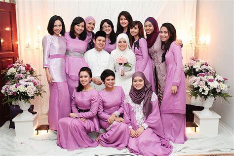 Baju Bridesmaid Warna Coklat 10 inspirasi warna baju bridesmaids ikahwin