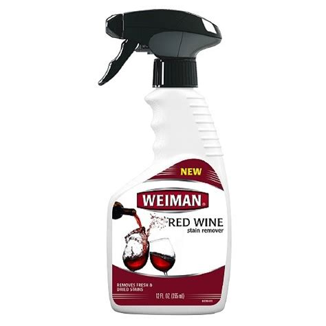 red wine stain upholstery weiman red wine stain remover 12 oz jet com