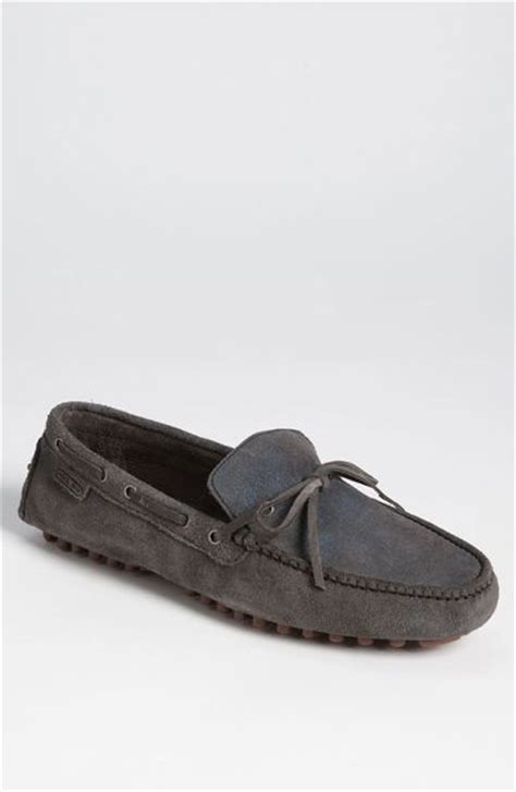 cole haan air grant loafer cole haan air grant loafer in gray for grey