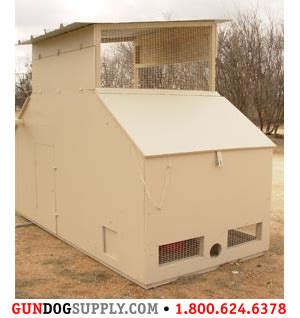 quail house plans phantom quail kennel plans book and cd