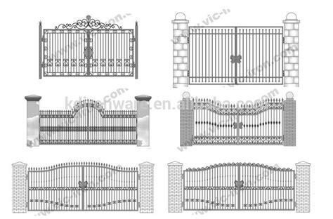 simple house steel gate design buy steel gate