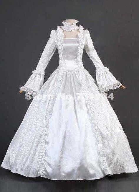 Fashion Dress 112 J Gd2507 17th century wedding dresses wedding dresses asian