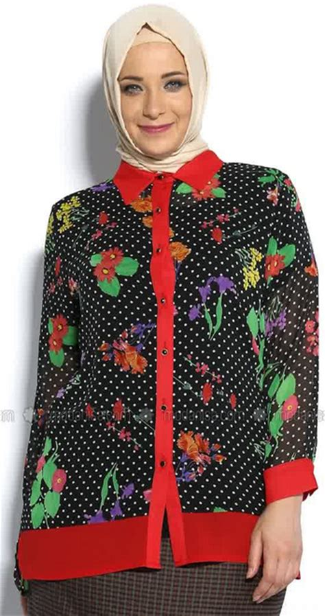 model batik kantor orang gemuk 16 model baju batik kantor wanita gemuk terbaik 1000