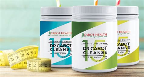 Dr Cabot Clean And Lean Detox by Glowing Skin Is A Side Effect Of Cleansing Cabot Health