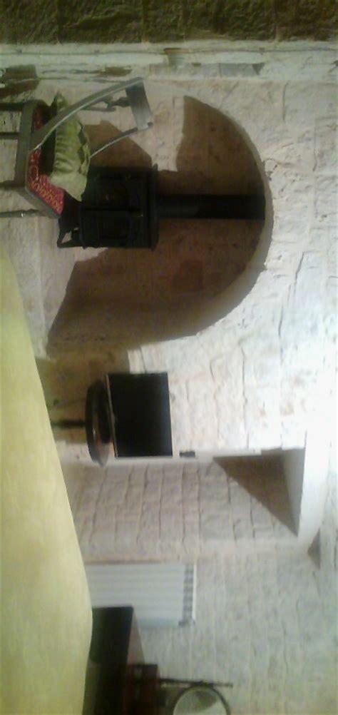 trulli camini trullo con caminetto fontanavecchia b b bed breakfast