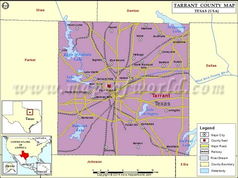 tarrant county map texas tarrant county map map of tarrant county texas
