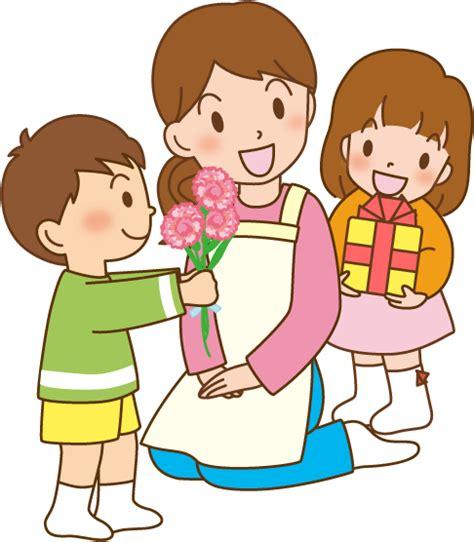imagenes del dia delas madres kawaii 幼稚園児のイラスト 絵カード 5月 母の日のイラスト livedoor 母の日イラスト画像まとめ