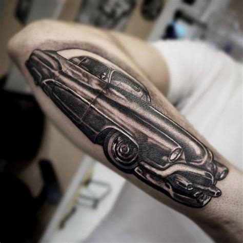 car tattoo forearm car best ideas gallery