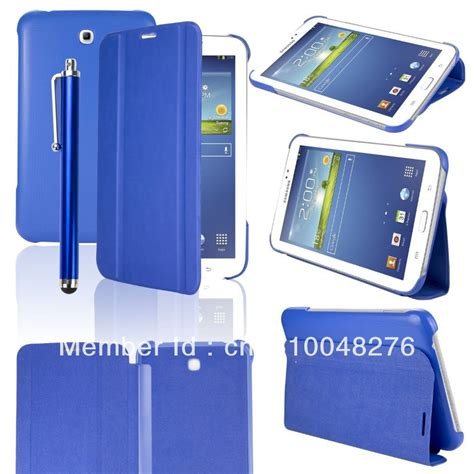 Galaxy Tab 3 7 0 P3200 7 Inch esgo samsung galaxy tab 3 7 0 7 inch book cover leather stand p3200 p3210 wifi or 3g