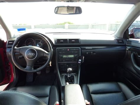 2003 Audi A4 1 8 T Interior by 2003 Audi A4 Information And Photos Zombiedrive