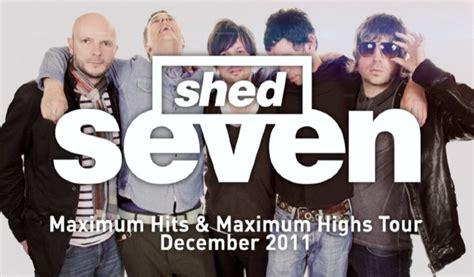 Shed Seven Tour by Shed Seven Tour Promo Danthompsontv