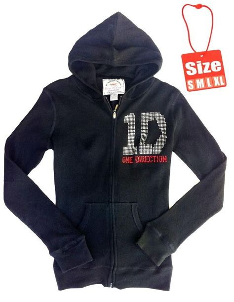Zipper Hoodie One Direction 7 best ropa y accesorios one direction images on