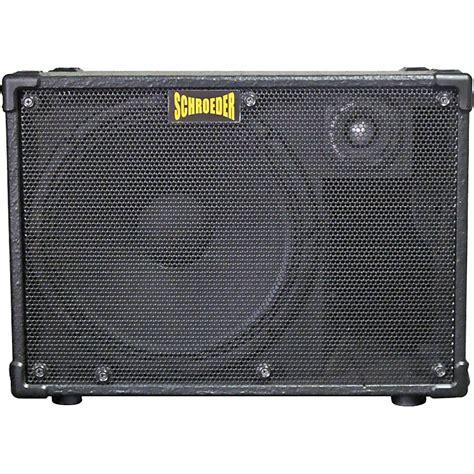 4 ohm bass cabinet schroeder 1215 800w light bass speaker cabinet 4 ohm