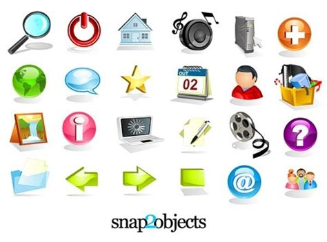 imagenes libres para webs 24 free web stock icons