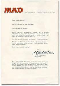 Rejection Letter Delta Sigma Theta El Arte De Las Cartas Para Rechazar A Los Artistas