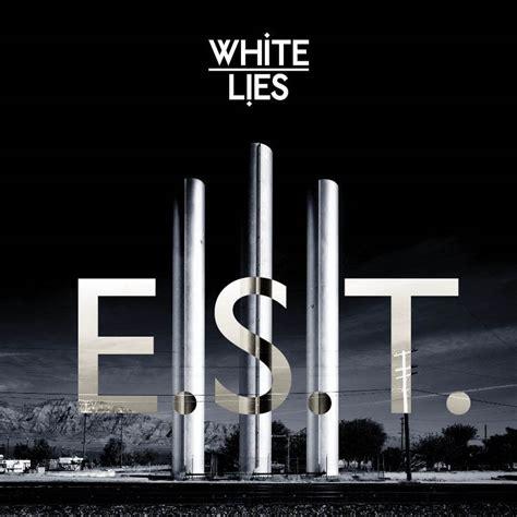 white testo inglese e s t white lies significato canzone e traduzione testo